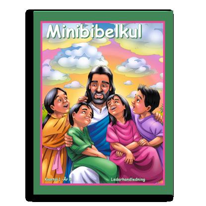 Bild på Minibibelkul - Lärarhandledning
